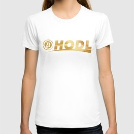 Bitcoin Hodl (Hold) T-shirt
