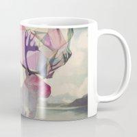 spirit Mugs featuring The spirit VI by Laure.B