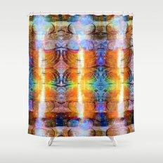 Born good outflow grog. Shower Curtain