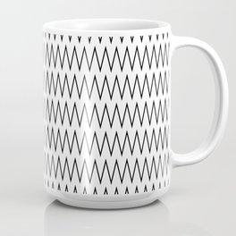 Minimalist Chevron Coffee Mug