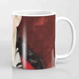 Mademoiselle Suzanne Poirson - Digital Remastered Edition Coffee Mug