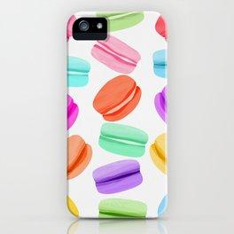 Macaron Rainbow iPhone Case