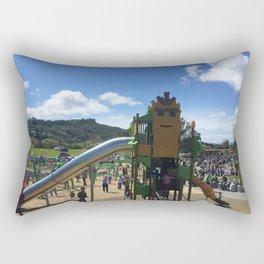 Avalon Park Crowd Rectangular Pillow