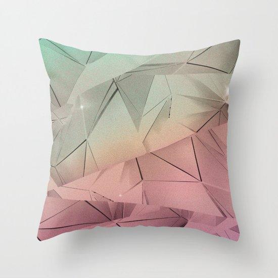 helios oikos (in huey) Throw Pillow