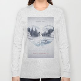 808s & Heartbreak ft. Dropout Bear Long Sleeve T-shirt