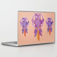 coachella Laptop & iPad Skins featuring EDC by Dulce Velasco