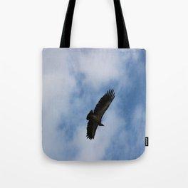 Vulture flight Tote Bag