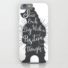 Positive Bear Slim Case iPhone 6s