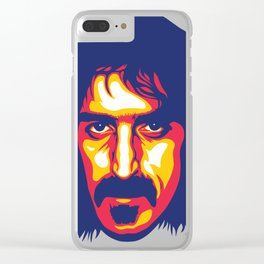 Zappa Clear iPhone Case