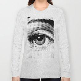 Lina Cavalieri Eye 01 Long Sleeve T-shirt
