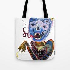 demoniooOOoOOoOooo #1 Tote Bag
