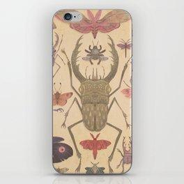 Entomologist's Wish iPhone Skin