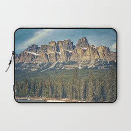 Castle Mountain Laptop Sleeve