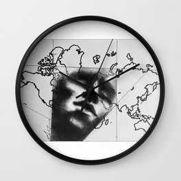 Introspection (Awakening Voyages) Wall Clock