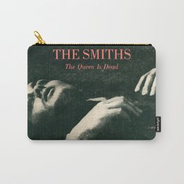 The Smiths - The Queen Is Dead Carry-All Pouch