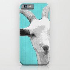 Goat Cyan Slim Case iPhone 6