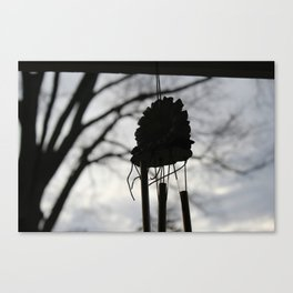 Chimes Canvas Print