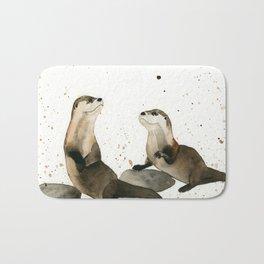 Otters Bath Mat