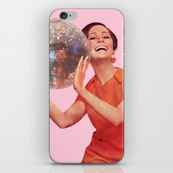Hold Your Friends Close iPhone Skin