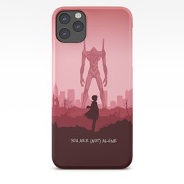 You Are (Not) Alone iPhone Case