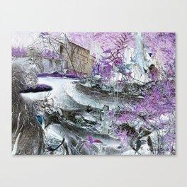Fungal Ends Canvas Print