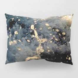 Message from the sea 11 / Hopping wave Pillow Sham