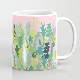 lets get tropical Coffee Mug
