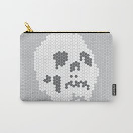 Skull Tile Carry-All Pouch