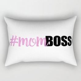 #momboss | Mom Boss Rectangular Pillow