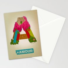 + Amour Stationery Cards