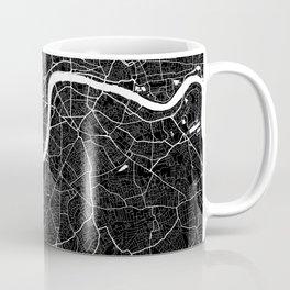 London - Minimalist City Map Coffee Mug