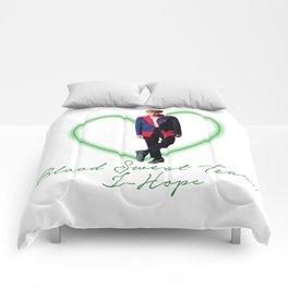 BTS - Song Design - Blood Sweat Tears - JHope Comforters