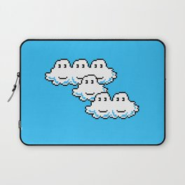 Super Mario Clouds Laptop Sleeve