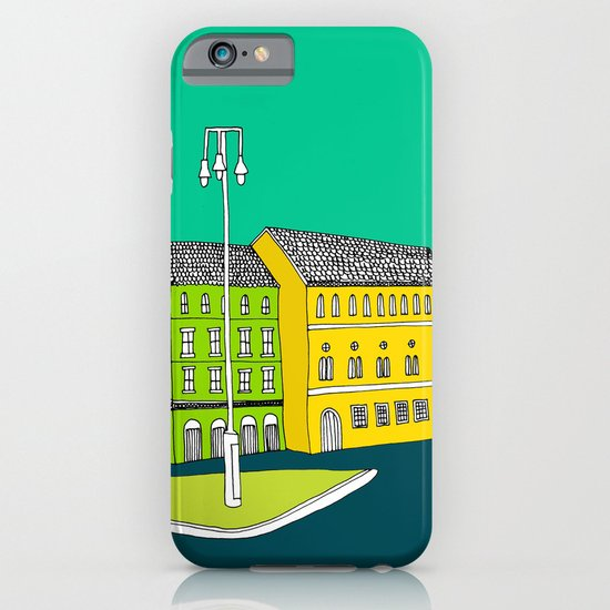 CITY CENTRE // TOWN iPhone & iPod Case