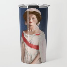 Olga Romanov - 1910 Formal Travel Mug