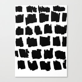 fragments Canvas Print