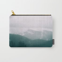 Forest Fog XVI Carry-All Pouch