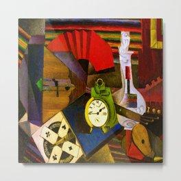 Diego Rivera Alarm Clock Metal Print