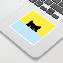 Kitty Sticker