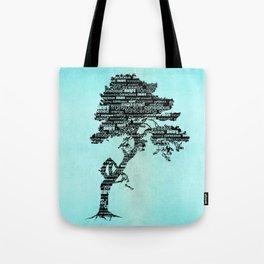 Bodhi Tree Tote Bag
