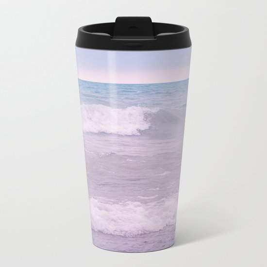 I Always Come Back Metal Travel Mug