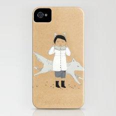 friends Slim Case iPhone (4, 4s)