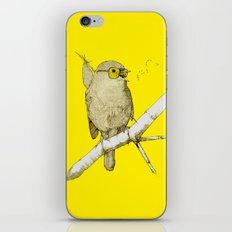 bindlebird is the word iPhone & iPod Skin
