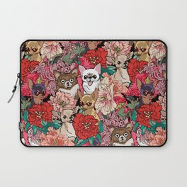 Because Chihuahua Laptop Sleeve