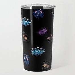 Fantasy flowers Travel Mug