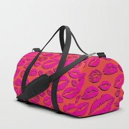 Lips 23 Duffle Bag