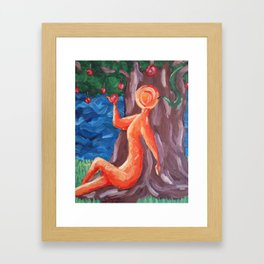 Indulgance Framed Art Print
