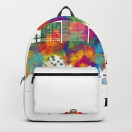 New Haven Connecticut Skyline Backpack