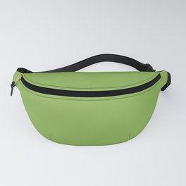 Green Apple - Solid Color Collection Fanny Pack