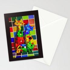 Cat'meleon Stationery Cards